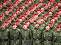 Bundeswehr Wehrpflicht Rekrutierung Nachwuchs