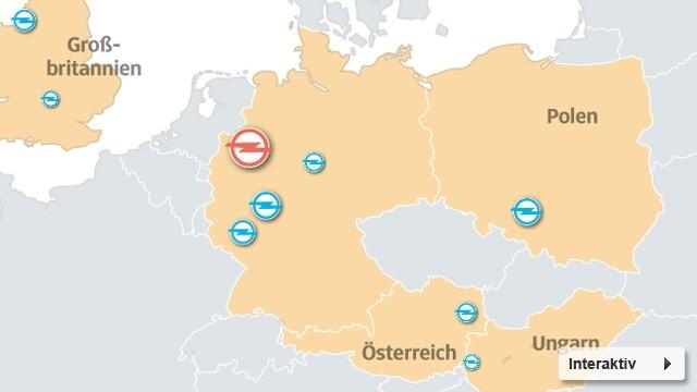 Opel Interaktiv Teaser