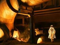 Thyssen-Krupp Krise Stahlwerke