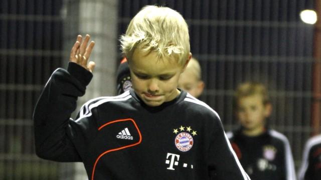 FC Bayern München Jüngste Mannschaft des FC Bayern