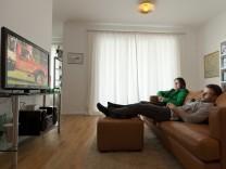 Die Größe muss stimmen - Bereits Mittelklasse-TVs überzeugen