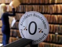 Kraftfahrt-Bundesamt Flensburg, Kraftfahrt-Bundesamt, Flensburg, Punkte, MPU