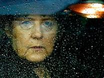 File photo of Germany's Chancellor Merkel