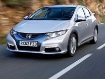 Honda, Honda Civic, Honda CR-V, Diesel