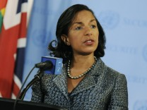 Susan Rice has withdrawn  her name for consideration to be next U