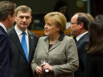 EU-Gipfel Brüssel