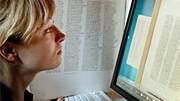 Wissenschaft im Netz, dpa