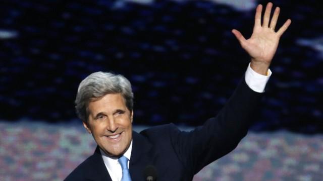 John Kerry wird neuer Außenminister der USA