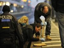 Bombenalarm am Bonner Hauptbahnhof