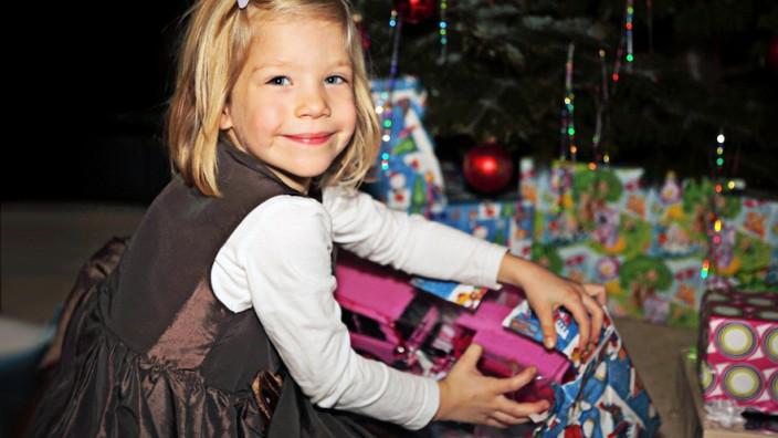 Weihnachten Bescherung Kind Tipps Erziehungstipps Eltern Fest Feier