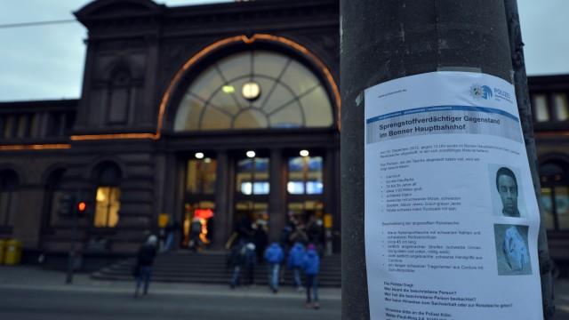 Bundesanwaltschaft: Bombenfund hatte terroristischen Hintergrund