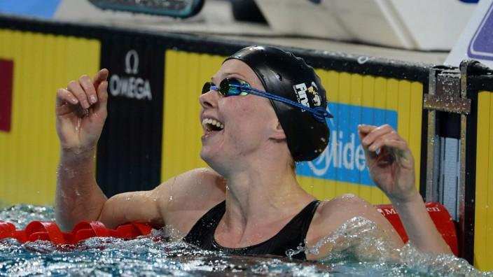 11th FINA World Swimming Championships (25m) - Day Three