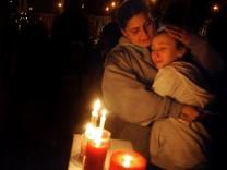 New Town Schießerei Grundschule Amoklauf Massaker