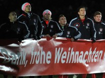 FC Bayern München - Borussia Mönchengladbach 1:1
