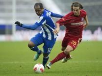 Hertha BSC - FSV Frankfurt