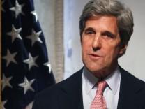 US-Senator John Kerry gilt als Favorit für Amt des Außenministers