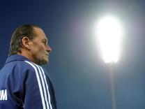 Schalke trennt sich von Huub Stevens