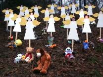 Gedenken an die Opfer des Amoklaufs in Newtown