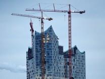 Hamburg will Elbphilharmonie mit Hochtief weiterbauen