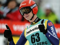 Skijumping FIS World Cup in Engelberg
