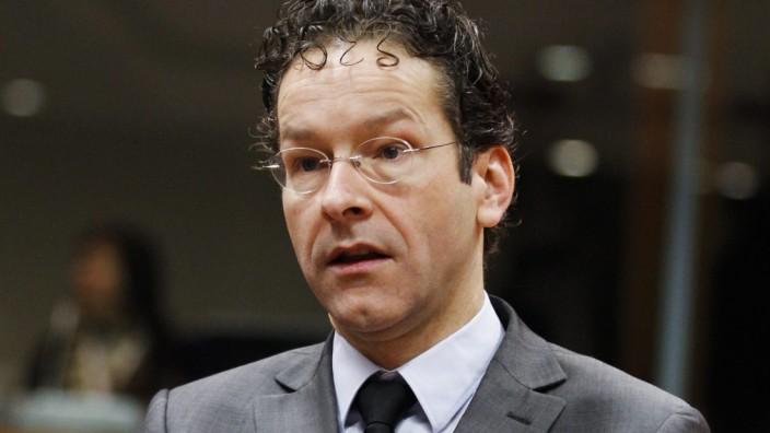 Euro-Gruppe Jeroen Dijsselbloem