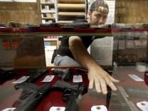 Waffenhandel in den USA