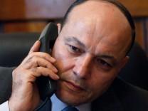 Abdullah Ägypten Mursi Staatsanwalt