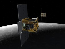 GRAIL Spacecraft to crash onto moon