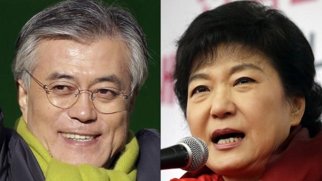 Südkorea Wahl