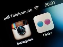 Instagram Nutzungsregeln Fotos