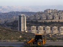 View of Har Homa where Israel will build more housing units