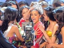 Olivia Culpo aus den USA gewinnt Miss Universe Wahl