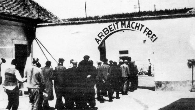Konzentrationslager Theresienstadt KZ Scherl / SZ Photo