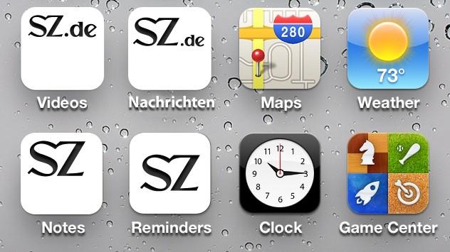 App Werkstattbericht