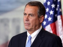 US Speaker of the House John Boehner
