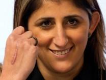 Profiboxerin El-Halabis vor Comeback