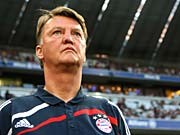 louis van gaal getty