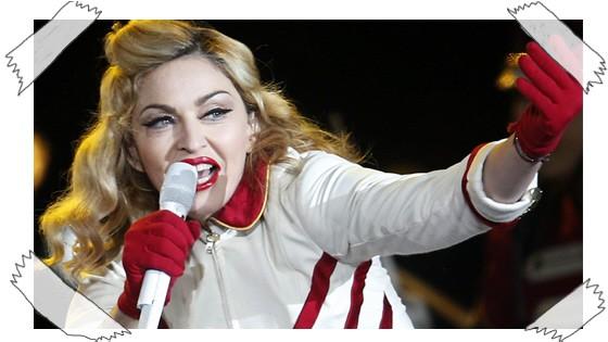 Madonna Konzert Raucher promiblog Chile