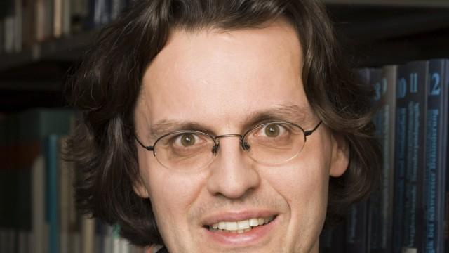 Medienwissenschaftler Bernhard Pörksen