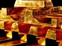 Bundesbank gibt erstmals Verteilung ihrer Goldreserven bekannt