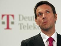 Obermann tritt als Telekom-Chef zurueck