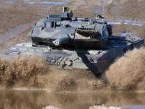 Panzer Rüstung Waffen Export