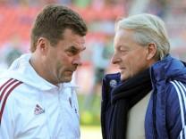 Dieter Hecking neuer Trainer beim VfL Wolfsburg