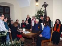Weihnachtszeit im Kloster der Missionsbenediktinerinnen