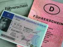 Führerschein, Fahrerlaubnis, EU, Verkehr