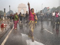*** BESTPIX *** Protests In New Delhi Against Current Rape Laws