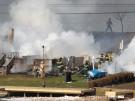 Zwei Feuerwehrleute bei Einsatz erschossen