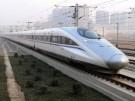 China, Hochgeschwindigkeitsstrecke, Züge
