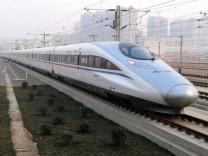 China Hochgeschwindigkeitsstrecke