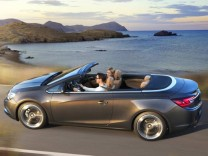 Opel Cascada, Opel, Cascada, Cabrio, Autojahr 2013